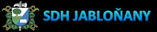 Sbor dobrovolných hasičů Jabloňany Logo